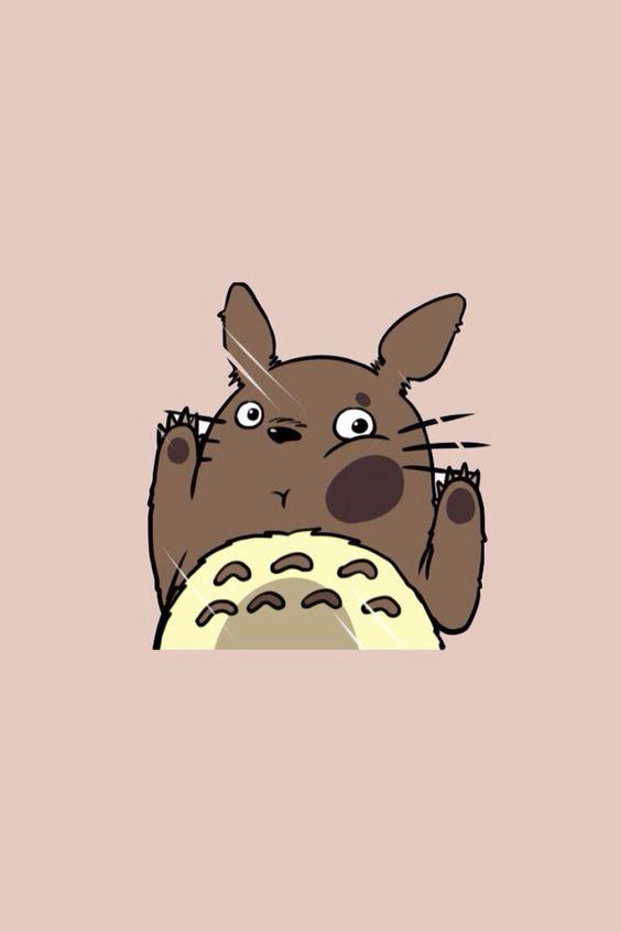 Pinterest the world s catalog of ideas - Totoro wallpaper iphone ...
