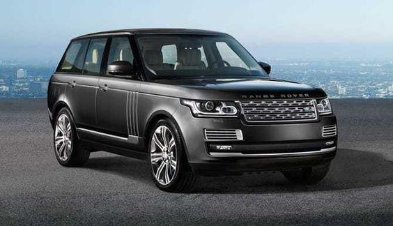 Range Rover SVAutobiography SUV