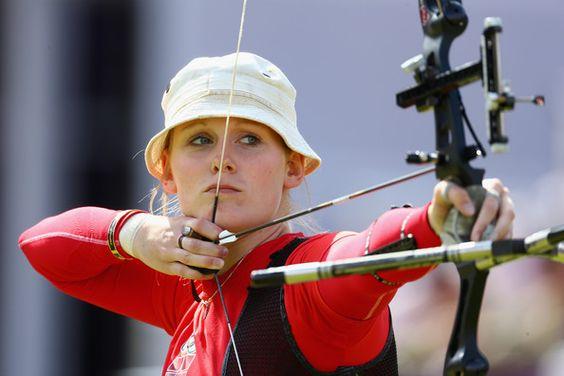 Carina Christiansen Pictures - Olympics Day 3 - Archery - Zimbio