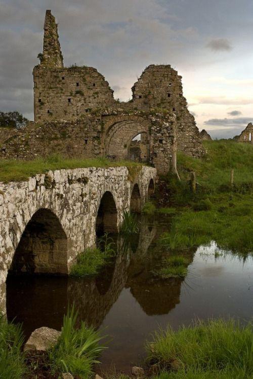 Athassel Priory / Ireland (by Scott Johnson).