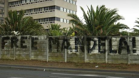 Free Mandela | Blog | Sarah Jayne Fell