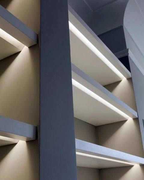 Top 50 Best Closet Lighting Ideas Illuminated Interiors Closet Lighting Led Closet Light Led Lighting Bedroom