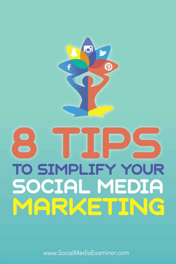 Reuse old posts that are relevant, engage selectively----- 8 tips to simplify your social media marketing