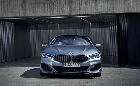 View Photos Of The 2020 Bmw 8 Series Gran Coupe In 2020 Bmw