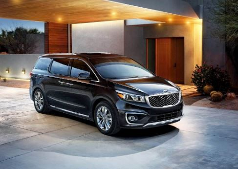 2020 Kia Grand Carnival Ex Price Overview Review Photos