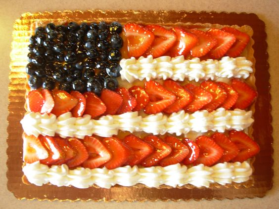 Independence Day Tart www.angelb-s.com
