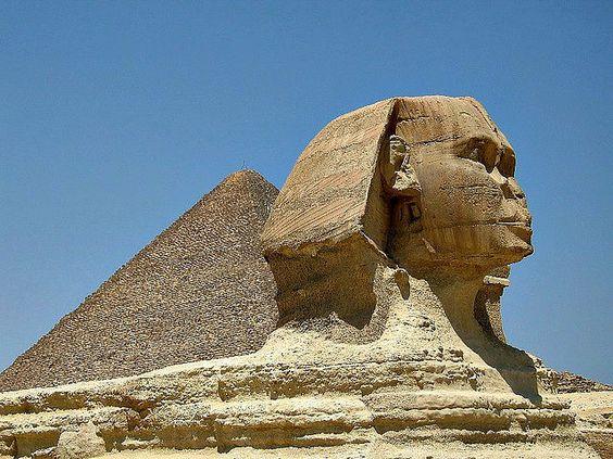 essay about egypt pyramids cairo