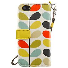 Buy Orla Kiely Multi Stem Wallet Case for iPhone 5 & 5s Online at johnlewis.com http://www.johnlewis.com/electricals/mobile-phones-accessories/iphone-cases/c700009373/pg-view-all