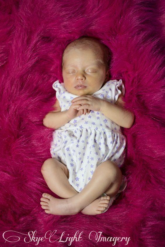 Sweet baby girl photo www.skyelightimagery.ca