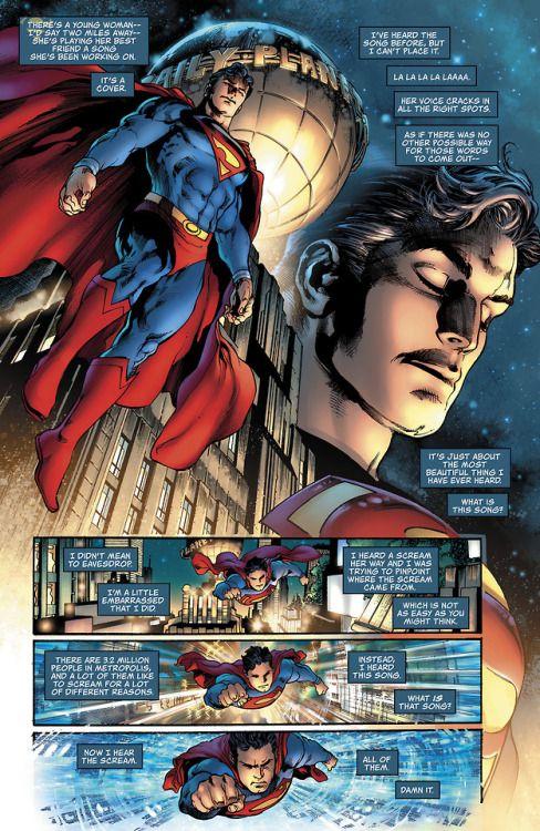 Superman In The Man Of Steel 1 Superman Art Superman Man Of Steel Comics