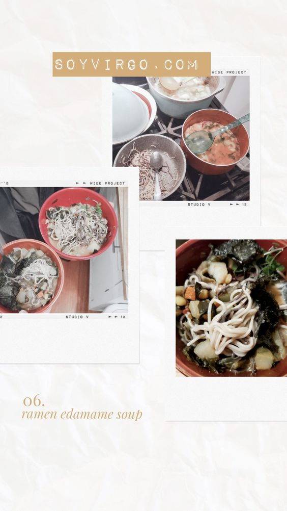 ramen vegan noodle soup | soyvirgo.com