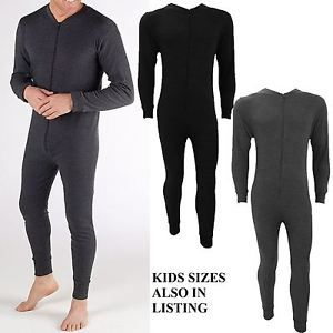 Details about NEW ADULTS MENS THERMAL UNDERWEAR, VEST, LONG JOHNS ...