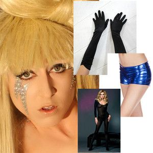 Lady Gaga Costume!