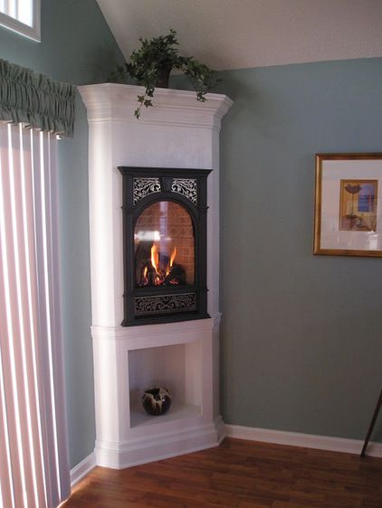 9 Outstanding Small Corner Fireplace Electric Snapshot