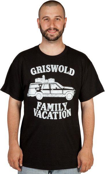 Griswold Family Vacation: Griswold Family Vacation Shirt