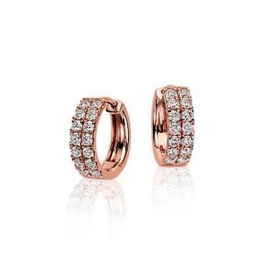 Silver Hoop Earrings At Macy S Gold Hoop Earrings Nyc Earringsatmacy S Sparkly Earrings Diamond Earrings Studs Mini Hoop Earrings