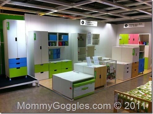 Ikea organizations and storage on pinterest - Mobili stuva ikea ...