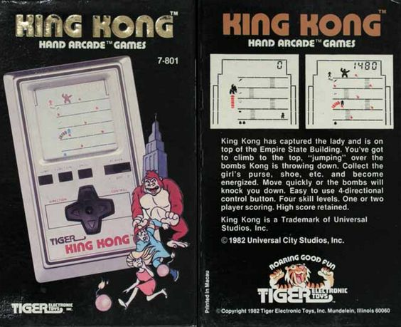 Tiger Electronics Took on the Game Boy with Devices as Powerful as Calculators | Motherboard