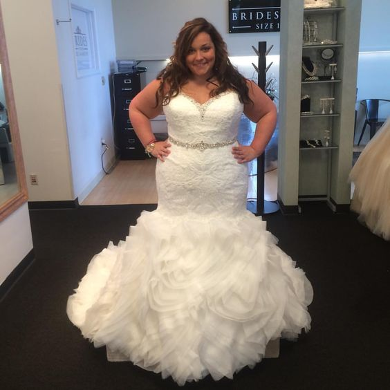 Plus size wedding dress plus size wedding dresses for Plus size wedding dresses in atlanta