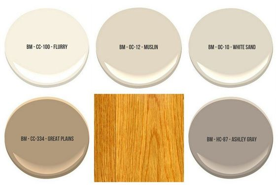 The Best Wall Paint Colors To Go With Honey Oak — True Design House