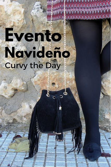 Los looks de mi armario: Look Navideño · Curvy Look