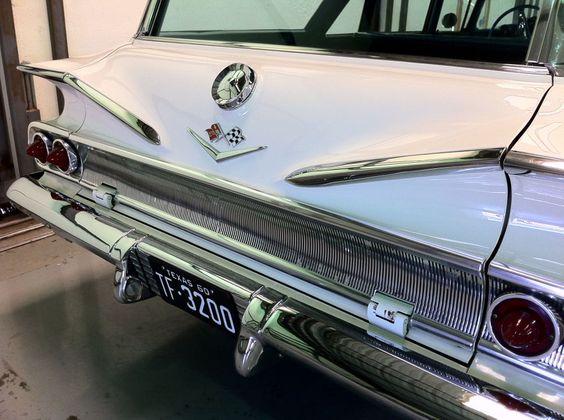 '60 Chevrolet Nomad