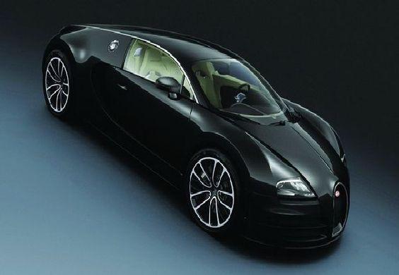 2012 Bugatti Veyron Super Sport Black Carbon