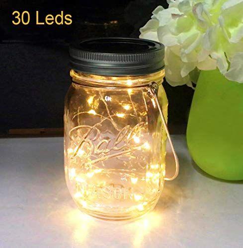 a4ec0fe937baff620c120900ceb712bb - Better Homes And Gardens Outdoor Decorative Solar Glass Jar Lantern