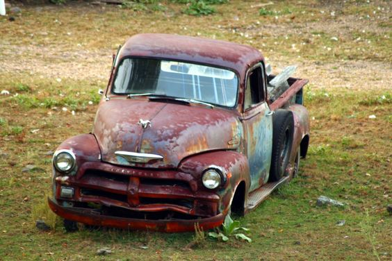 old trucks .