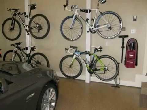Creative Garage Storage Ideas Bikes Garage Closet Ideas 72463138 Vintage Garage Accessories How To Ch Bike Storage Garage Bike Storage Diy Hanging Bike Rack