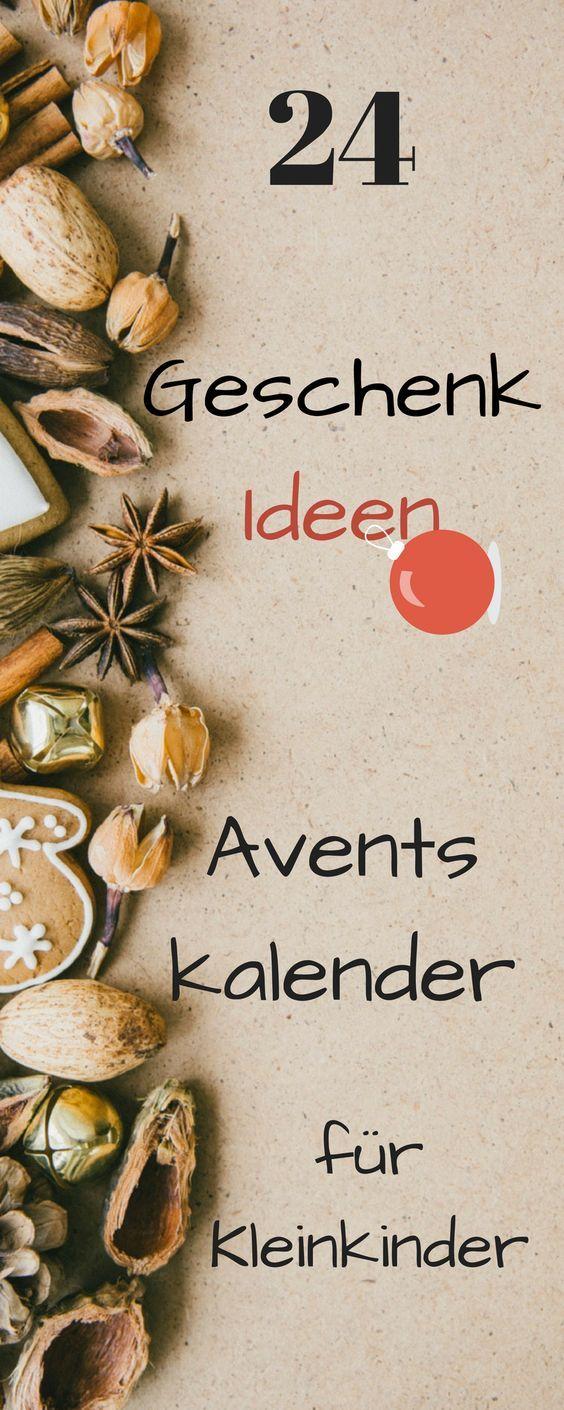 24 Ideen Für Den Advendskalender Für Babys Und Kleinkinder