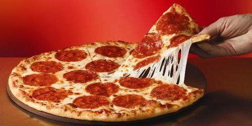 Pizza salami ♥
