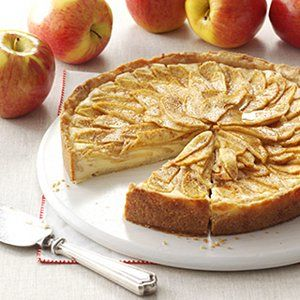 Recipe for bavarian apple cake