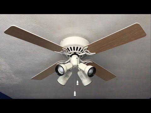 New Fan Encon Petite Ceiling Fan 30 Youtube Ceiling Fan Fan