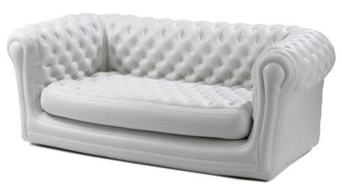 Blowup Furniture Big Stylish Inflatable Sofa Perfect For Picnics