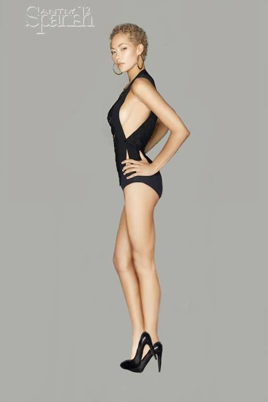 Jade Cole ~ Makeover (Fotomontaje)