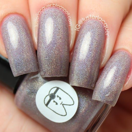 Luster Lacquer: Doctor Lacquer - Coholorful Traits Collection