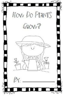 Here is a free download of a book your students can use in a writing center or whole group to go with your study of plants!