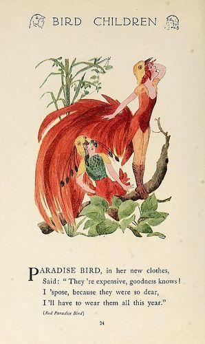 019-Bird children…1912 -Elizabeth Gordon- Illustrated by M. T. Ross