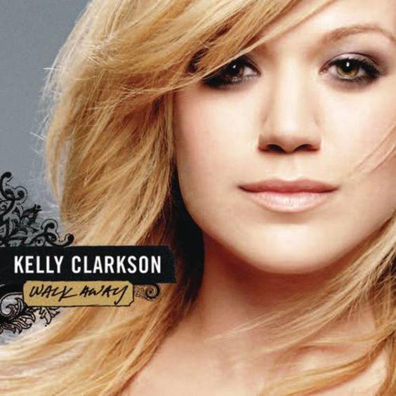 Kelly Clarkson – Walk Away (single cover art)
