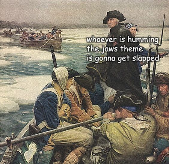 George Washington memes<<are these a new thing?