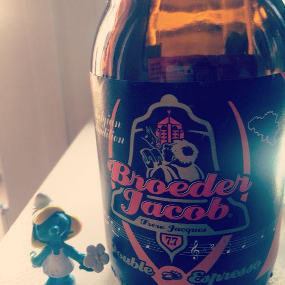 Broeder Jacob - Double Espresso - bierproeverijtje.nl