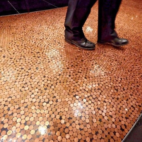 Epoxy Floor Resin Munzguss Penny Floor Resin Fixmaster Home Decor Deco Epoxy Ideas Deco Decor Epox Penny Floor Epoxy Floor Floors And More