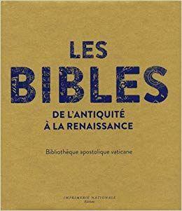 les bibles de l'antiquité à la renaissance - Buscar con Google