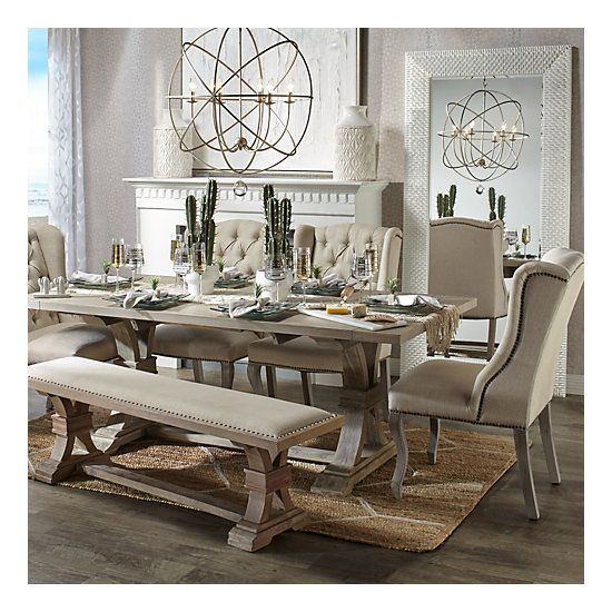 Archer Dining Chair Natural Grey Dining Room Furniture Oak