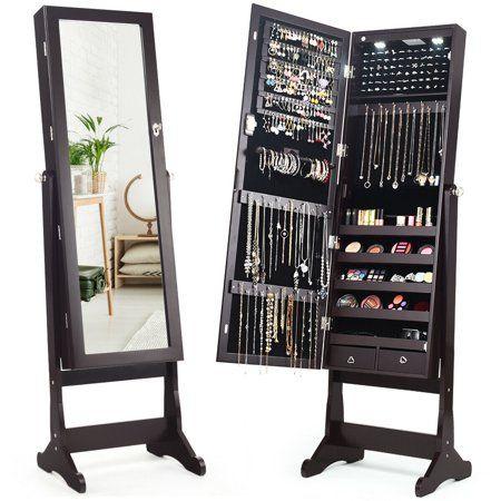 25+ Stand up mirror jewelry box walmart info