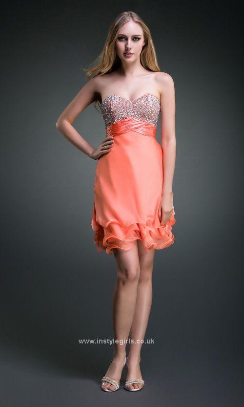 prom dress 2014 trends Short Cocktail / Homecoming dresses UK ...