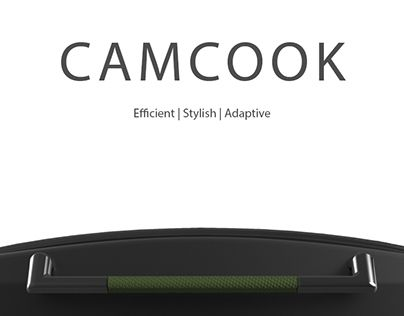 """Check out new work on my @Behance portfolio: """"CAMCOOK Grill"""" http://be.net/gallery/33985332/CAMCOOK-Grill"""