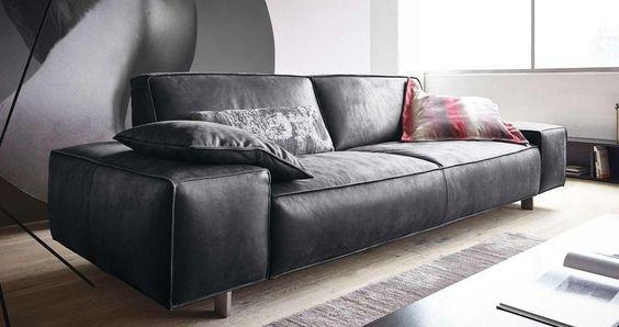 Polstermöbel Koinor Glenn Interior Pinterest Sofa und Gelb - designer couch modelle komfort