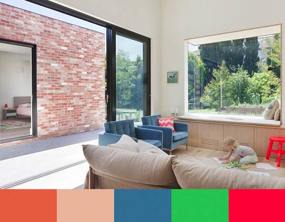 Wohnzimmer & Neue Wohnung Farben Ideen - Wandgestaltung ...